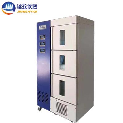 多温区光照培养箱(有2,3,4,6温区可选)